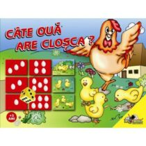 Joc Educativ Cate Oua Are Closca