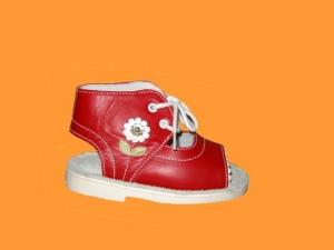 Sandale din piele naturala  Tino