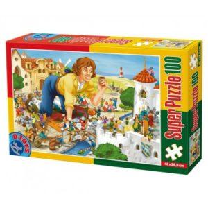 Super Puzzle 100 Basme 3