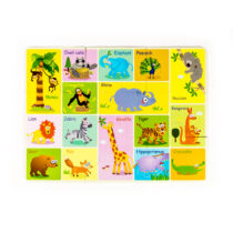Joc de masa creativ Dabago Animals Park