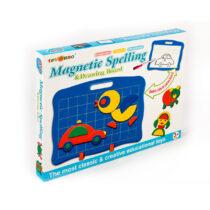Tabla magnetica model masinute si animale