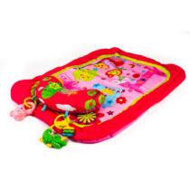 Covoras roz de joaca pentru bebelusi