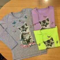 bluza aipi cu pisicuta