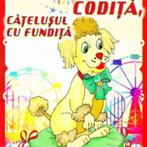 Aventurile lui Codita carte de colorat