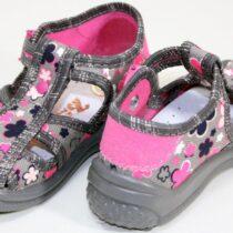 Sandale de panza pentru fetite