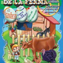 Carte de activitati-Animalele de la ferma