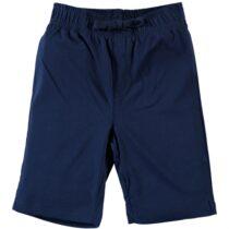 Pantaloni pentru baieti bleumarin scurti