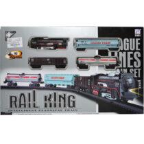 Trenulet  Rail King
