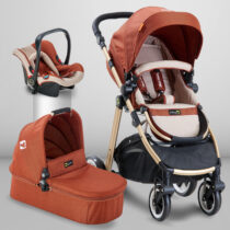 Carucior 3 in 1, Cool baby