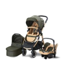Carucior 3 in 1, Cool baby, Verde