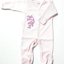 Salopeta bebe roz