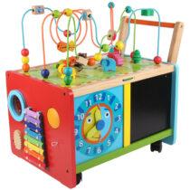 cub interactiv 9in1 montessori pentru copii